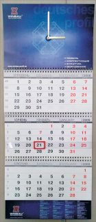 Квартальный календарь окна winbau